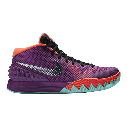 7007b2490a19 Nike Kyrie 1 Easter Grade-School Kids  Basketball Shoes