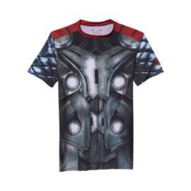 Under Armour Thor Photo Real Compression Men's Short Sleeve Top