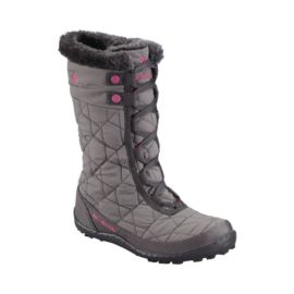 Columbia Youth Minx Mid 2 WP Girls' Winter Boots - SHL / GLMR