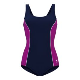 TYR Aqua Panel and Piping Women's Tank