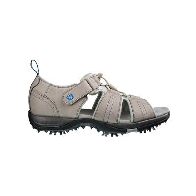 Footjoy Women's Greenjoy Golf Sandals - Grey