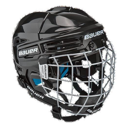 f3b6bcc6e88 Bauer PRODIGY Youth Hockey Helmet Combo