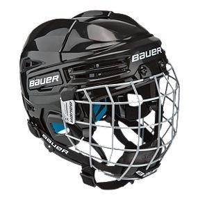 Bauer PRODIGY Youth Hockey Helmet Combo eb41ead565c6