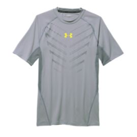 Under Armour HeatGear&reg&#x3b; Armour Exo Men's Short Sleeve Compression Shirt