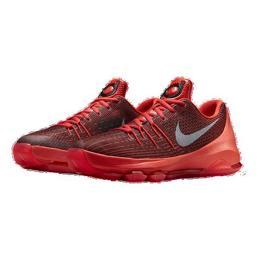 4d782e13e3b Nike KD 8 Grade-School Kids  Basketball Shoes