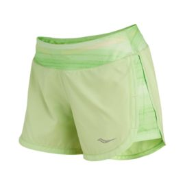 Saucony Run Impulse 4.5 Inch Women's Short