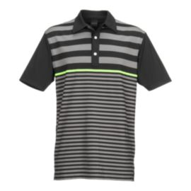 Dunning Golf Stripe Jersey Men's Polo