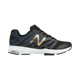 New Balance Men's 797v4 2E Wide Width Training Shoes - Black/Gold