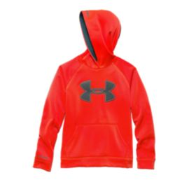 Under Armour Storm Armour&reg&#x3b;  Fleece Big Logo Kids' Hoodie