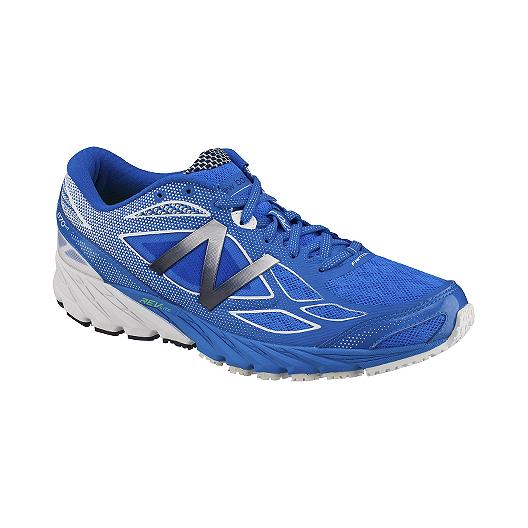 sports shoes 7efc1 3c17d New Balance Men's 870v4 2E Wide Width Running Shoes - Blue ...