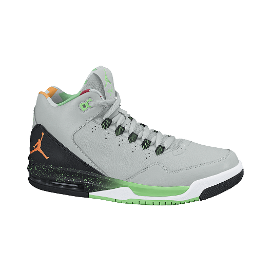 competitive price 57887 25b17 Nike Men's Jordan Flight Origin 2 Basketball Shoes - Grey ...