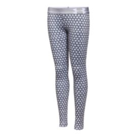 Under Armour HeatGear&reg&#x3b; Alpha Printed Girls' Tights