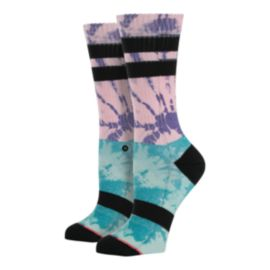Stance Twister Block Women's Crew Socks