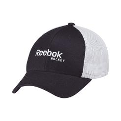 Reebok Hockey Men s Mesh Back Cap  96b83334b3e