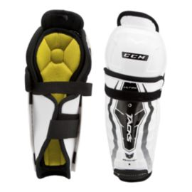 CCM Ultra Tacks Youth Shin Guards