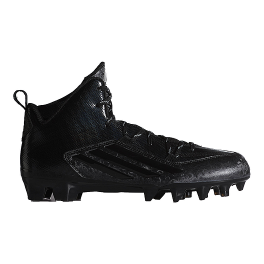 the best attitude 8046a c3ffc adidas Men s CrazyQuick 2.0 Mid Football Cleats - Black   Sport Chek