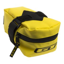 GT Sidewalk Saddle Bag Large - Yellow/Black