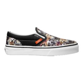 Vans Classic Slip-On ASPCA Girls' Skate Shoes