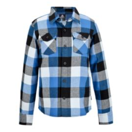 Firefly Cepeda Kids' Flannel Top