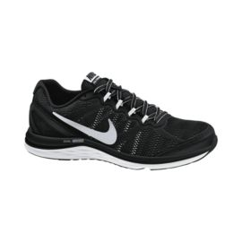 Nike Men's Dual Fusion Run Running Shoes - Black/White