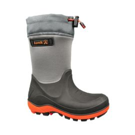 Kamik Kids' Stormin Winter Boots - Charcoal