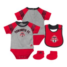 Toronto FC Little Kicker Infant Set