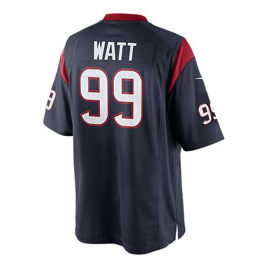 more photos 025c2 e14aa Houston Texans J.J. Watt Limited Navy Jersey