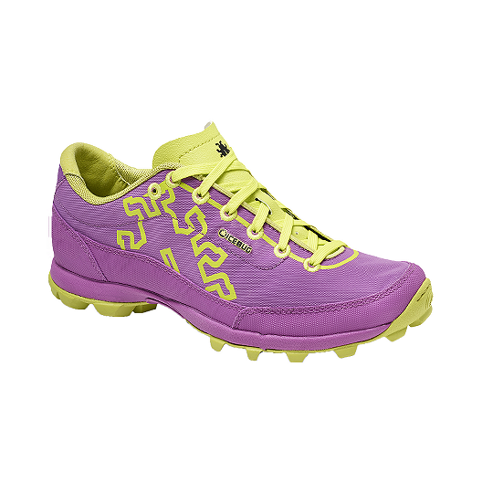 hyvä ulos x monia tyylejä alkuun tuotemerkkejä Icebug Women's Acceleritas 4-L RB9X Trail Running Shoes - Purple/Yellow
