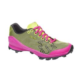 Icebug Women's Zeal-L OLX Trail Running Shoes - Yellow/Pink