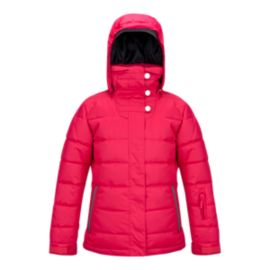 Firefly Girls' Mava Insulated Winter Jacket