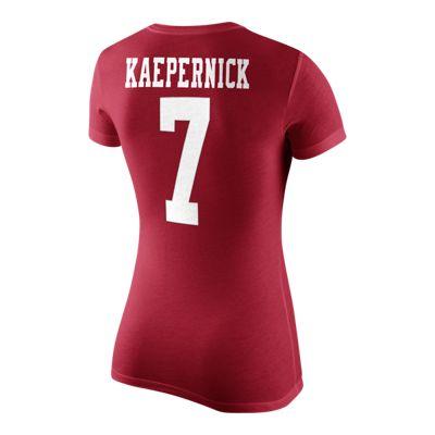San Francisco 49ers Women's Colin Kaepernick Pride Player Tee