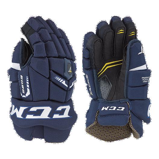 8c307f8e7bf CCM 6052 Tacks Senior Hockey Gloves