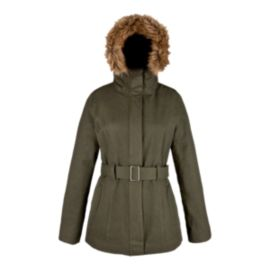 Firefly Luxury Alison Women's Belted Parka