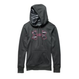 Under Armour Storm Armour® Fleece Printed Big Logo Women's Hoodie