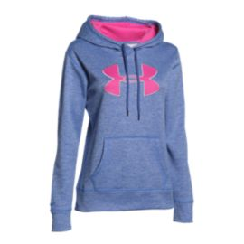 Under Armour Storm Armour&reg&#x3b; Fleece Big Logo Twist Women's Hoodie