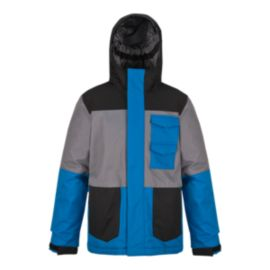 Firefly Boys' Drake Insulated Jacket