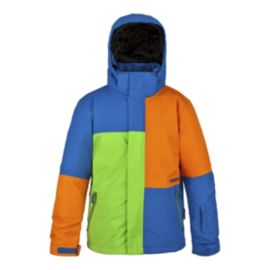 Firefly Boys' Lotis Insulated Winter Jacket