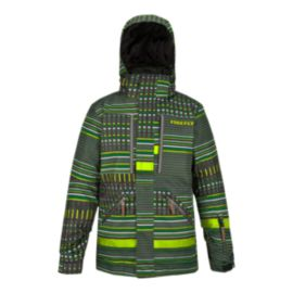 Firefly Boys' Crooze Print Insulated Jacket