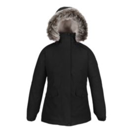 McKINLEY Girls' Canoas Insulated Parka Jacket