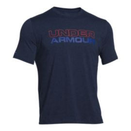 Under Armour Charged Cotton Wordmark Men's Tee