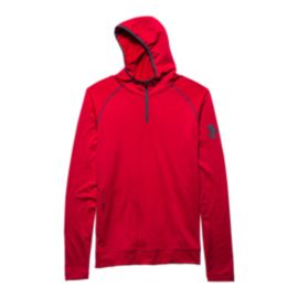 Under Armour Combine&reg&#x3b;  Training Slub Fleece Men's  ¼ Zip Hoodie