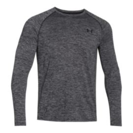 Under Armour Tech™ Patterned Men's Long Sleeve T-Shirt