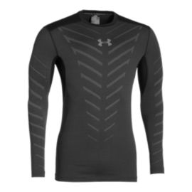 Under Armour ColdGear Infrared Armour Men's Compression Crew Long Sleeve Top