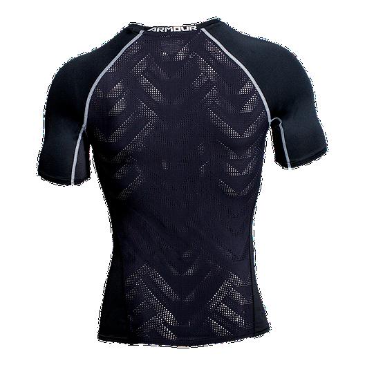 3a3a2a179b Under Armour HeatGear® ArmourVent™ Men's Short Sleeve Compression T ...