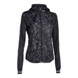 Under Armour Run Printed Layered Up Women's Storm Jacket