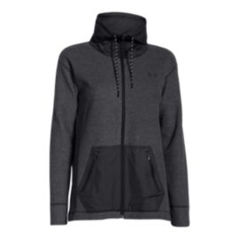 Under Armour Survival Hybrid Women's Full-Zip Top