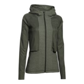 Under Armour Survival Hybrid Women's Full-Zip Hoody