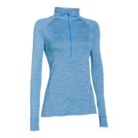 Under Armour Tech™ Twist Women's ½ Zip  Long Sleeve Top