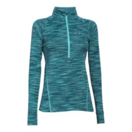 Under Armour Tech Space Dye Women's ½ Zip Long Sleeve Top