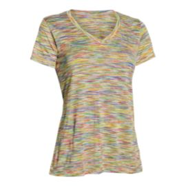 Under Armour Tech Disruptive Space Dye Women's Short Sleeve Tee